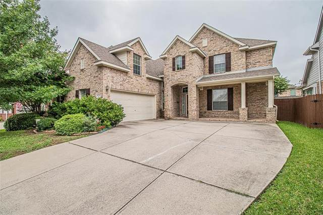 4105 Duncan Way, Fort Worth, TX 76244 (MLS #14374617) :: Justin Bassett Realty