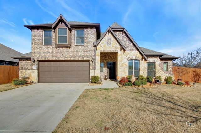 3008 Winecup Court, Heartland, TX 75126 (MLS #14374623) :: The Kimberly Davis Group