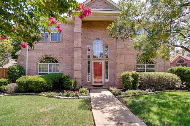 2801 Elmridge Drive, Flower Mound, TX 75022 (MLS #14374672) :: North Texas Team | RE/MAX Lifestyle Property