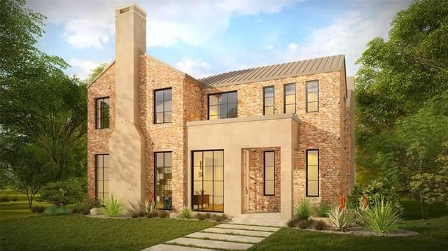 3605 Hanover Street, University Park, TX 75225 (MLS #14374680) :: Robbins Real Estate Group