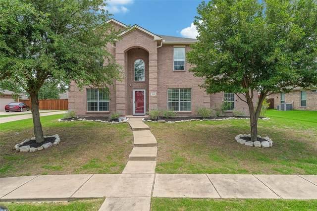 345 Apache Trail, Murphy, TX 75094 (MLS #14374681) :: Robbins Real Estate Group