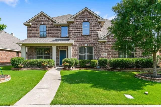 6400 Eaglestone Drive, Mckinney, TX 75070 (MLS #14374708) :: RE/MAX Pinnacle Group REALTORS