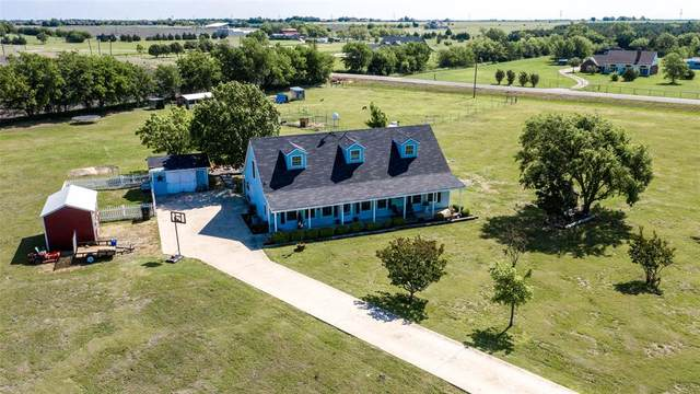 18645 Scotland Drive, Nevada, TX 75173 (MLS #14374719) :: The Mitchell Group