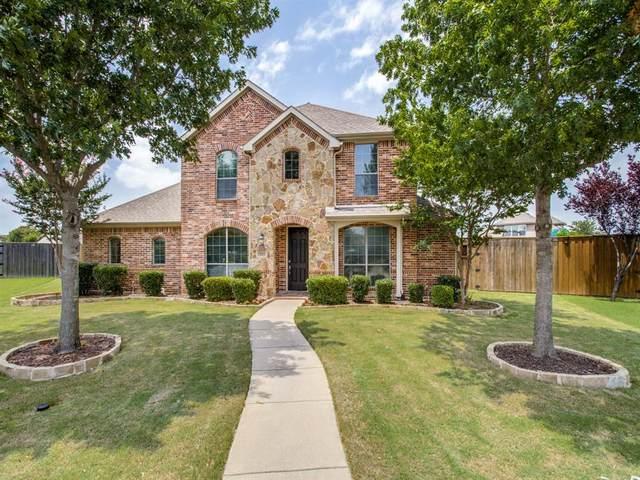 7013 New Bury Court, Rowlett, TX 75089 (MLS #14374732) :: Bray Real Estate Group