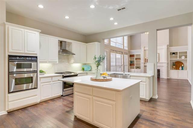 3384 Castlewood Boulevard, Highland Village, TX 75077 (MLS #14374751) :: Baldree Home Team