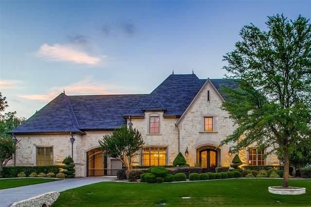 5604 S Woodcreek Circle, Mckinney, TX 75071 (MLS #14374753) :: The Welch Team