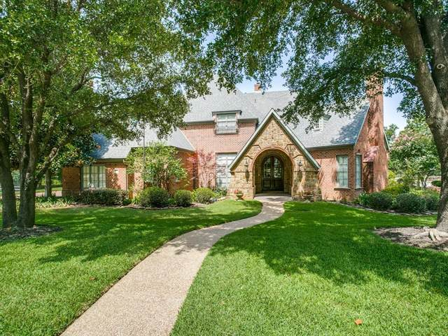 1604 Kings Court, Southlake, TX 76092 (MLS #14374793) :: The Mitchell Group