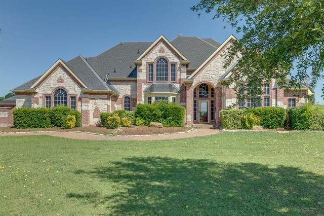 10374 County Road 2468, Terrell, TX 75160 (MLS #14374804) :: The Good Home Team