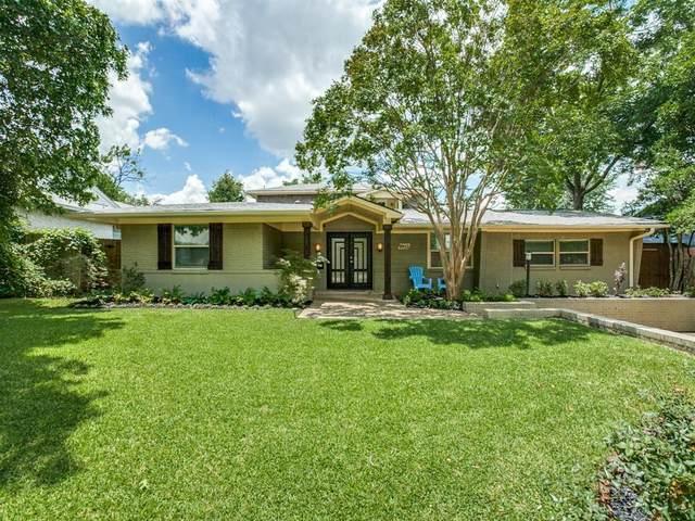 9952 Parkford Drive, Dallas, TX 75238 (MLS #14374805) :: Baldree Home Team