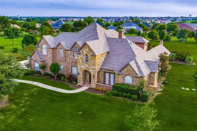1541 Winding Creek Road, Prosper, TX 75078 (MLS #14374806) :: Tenesha Lusk Realty Group