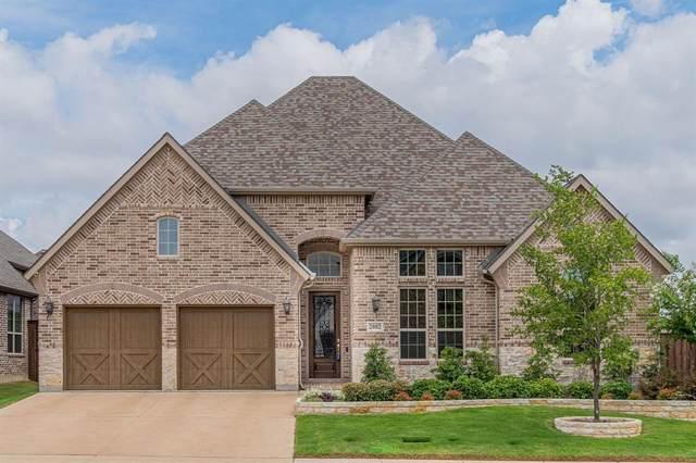 2002 Barley Place Drive, Allen, TX 75013 (MLS #14374844) :: The Good Home Team