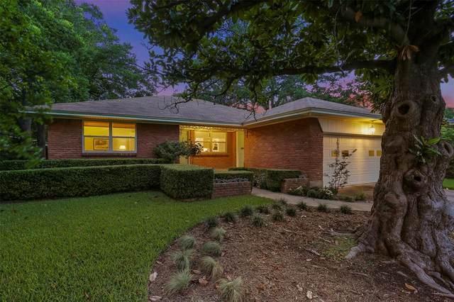 9611 Lynbrook Drive, Dallas, TX 75238 (MLS #14374846) :: Baldree Home Team
