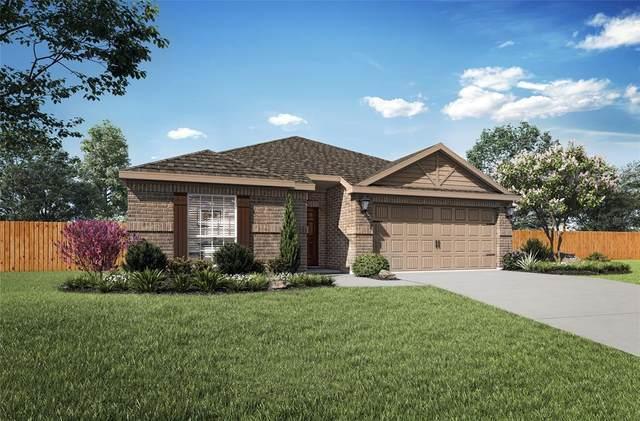 932 First Street, Sanger, TX 76266 (MLS #14374853) :: Team Tiller