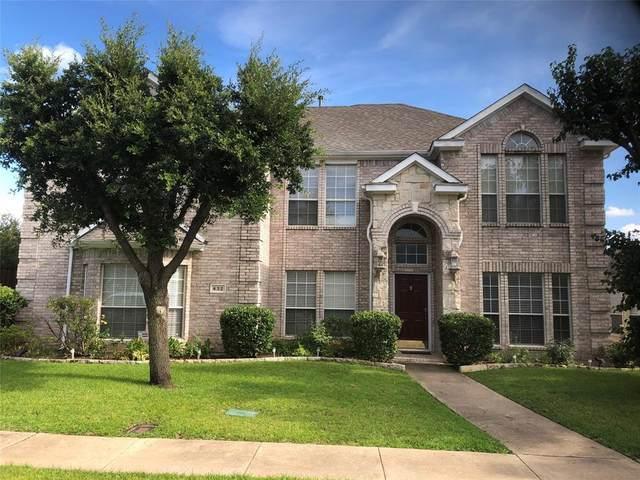432 Kyle Lane, Lewisville, TX 75067 (MLS #14374909) :: Maegan Brest | Keller Williams Realty