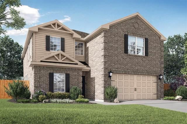 107 Bluebonnet Drive, Sanger, TX 76266 (MLS #14374916) :: Team Tiller