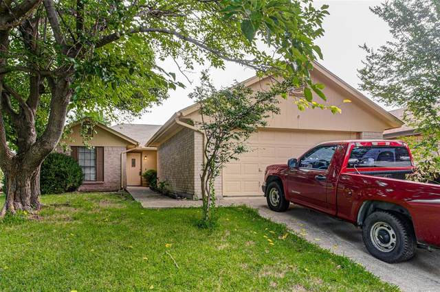 212 N Bugle Drive, Fort Worth, TX 76108 (MLS #14374941) :: Team Tiller