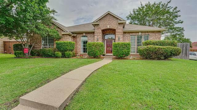 9521 Heartstone Lane, Rockwall, TX 75087 (MLS #14374961) :: Baldree Home Team