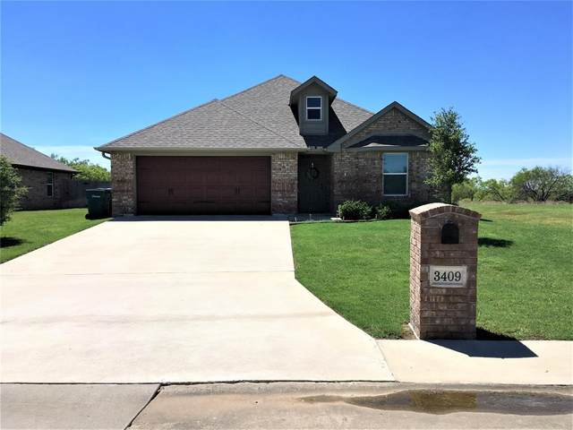 3409 Preston Club Drive, Sherman, TX 75092 (MLS #14374971) :: Team Hodnett