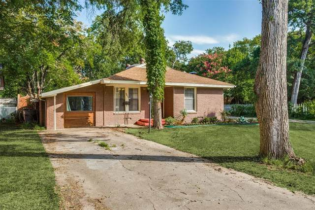 8631 Forest Hills Boulevard, Dallas, TX 75218 (MLS #14374974) :: Tenesha Lusk Realty Group