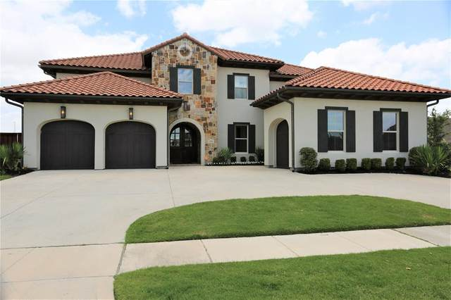 7601 Normandy, The Colony, TX 75056 (MLS #14375008) :: The Kimberly Davis Group
