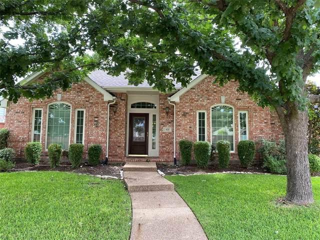421 Saint Andrews Drive, Allen, TX 75002 (MLS #14375049) :: North Texas Team | RE/MAX Lifestyle Property