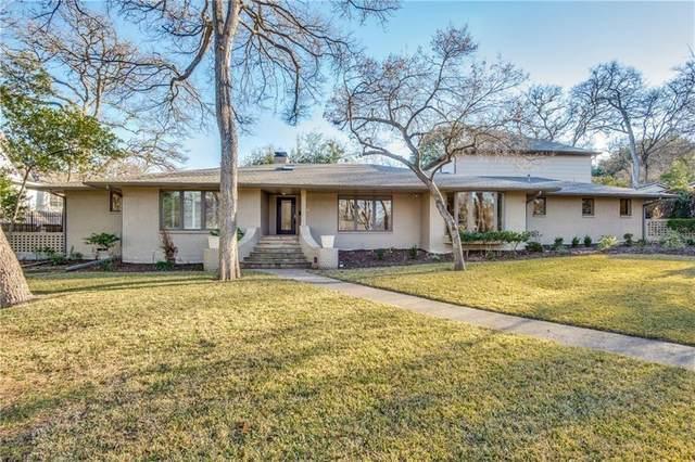 7538 Baxtershire Drive, Dallas, TX 75230 (MLS #14375061) :: The Mauelshagen Group