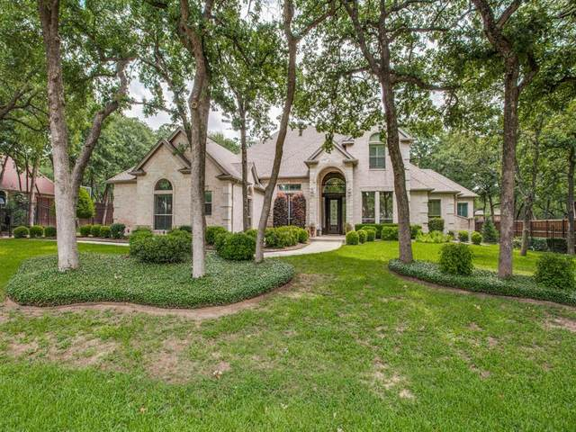 1209 Stonehollow Lane, Keller, TX 76262 (MLS #14375062) :: Justin Bassett Realty