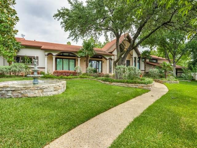 6181 Preston Creek Court, Dallas, TX 75240 (MLS #14375100) :: Real Estate By Design