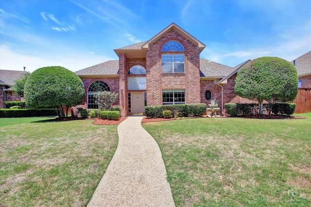 2613 Beaver Bend Drive, Plano, TX 75025 (MLS #14375101) :: Trinity Premier Properties