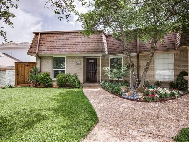 10518 Berry Knoll Drive, Dallas, TX 75230 (MLS #14375103) :: Robbins Real Estate Group