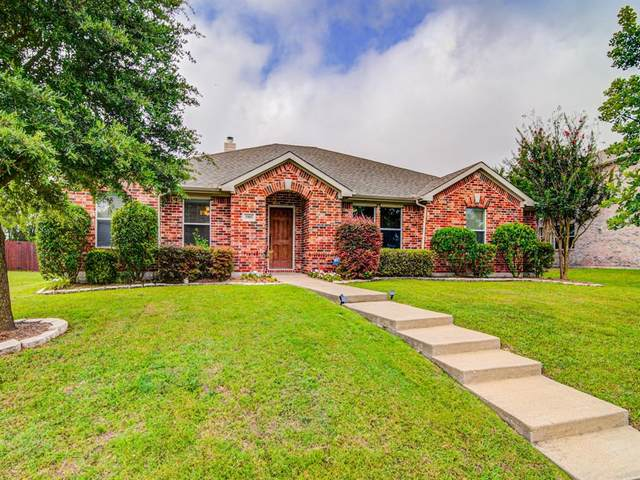 3905 Poplar Point Drive, Rockwall, TX 75032 (MLS #14375124) :: The Kimberly Davis Group