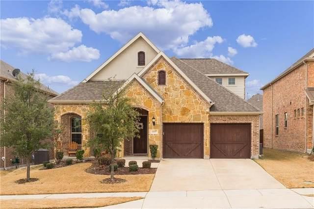 13157 Lanier Drive, Frisco, TX 75035 (MLS #14375131) :: The Rhodes Team