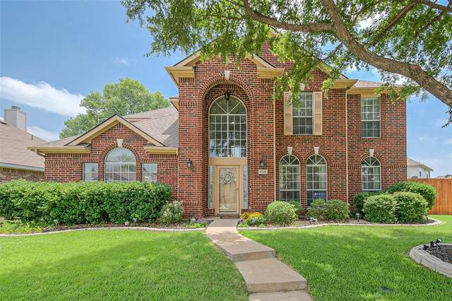 4925 Auburn Drive, Mckinney, TX 75070 (MLS #14375142) :: The Kimberly Davis Group