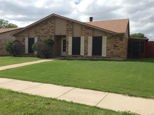 5624 Truitt Street, The Colony, TX 75056 (MLS #14375155) :: NewHomePrograms.com LLC