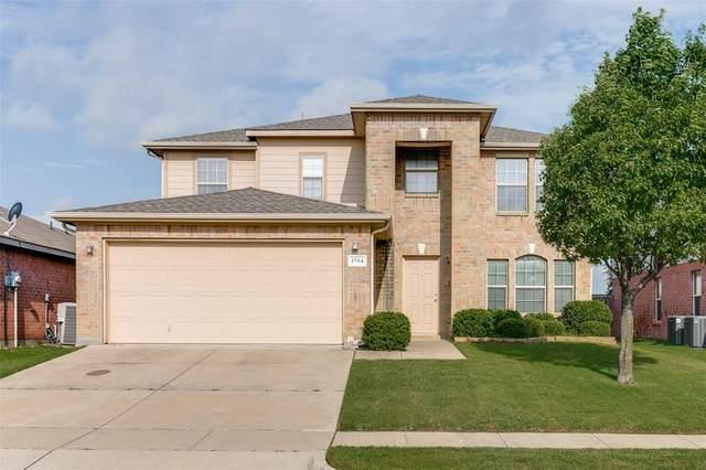 1704 Wind Star Way, Fort Worth, TX 76108 (MLS #14375174) :: Team Tiller
