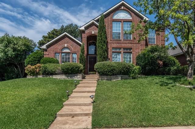 7205 Ridgemoor Drive, Plano, TX 75025 (MLS #14375186) :: Trinity Premier Properties