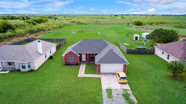 13812 County Road 236 Road, Terrell, TX 75160 (MLS #14375194) :: The Good Home Team