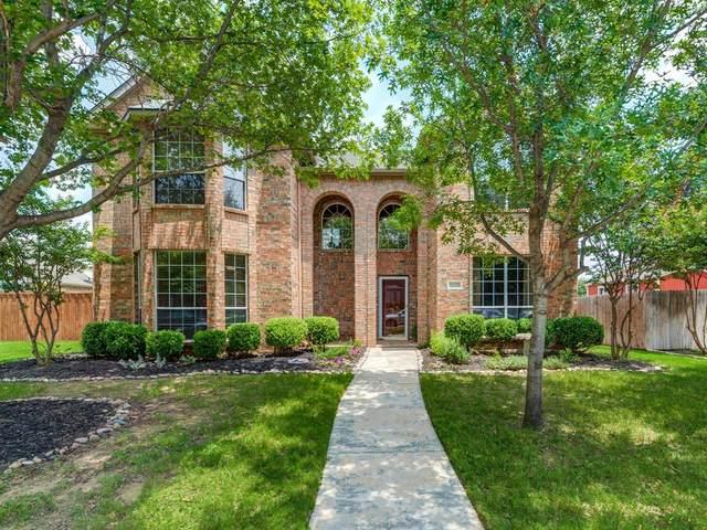 1609 Overcup Lane, Keller, TX 76248 (MLS #14375235) :: The Good Home Team