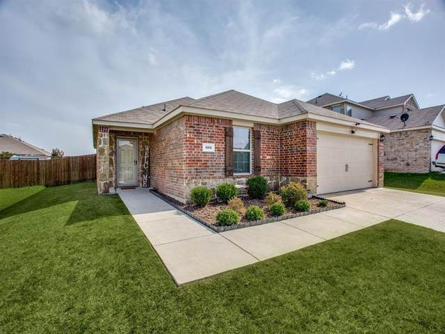 309 Hawthorn Drive, Josephine, TX 75173 (MLS #14375236) :: Real Estate By Design
