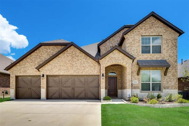 6220 Brunswick Drive, Celina, TX 75009 (MLS #14375267) :: The Kimberly Davis Group
