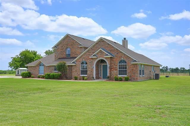 194 Krahl Road, Valley View, TX 76272 (MLS #14375292) :: The Tierny Jordan Network