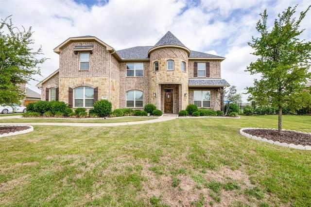 1205 Braddock Way, Wylie, TX 75098 (MLS #14375340) :: Baldree Home Team