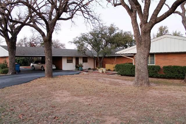 1401 Avenue L, Cisco, TX 76437 (MLS #14375382) :: Robbins Real Estate Group