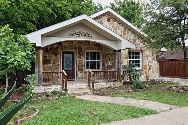 1003 Greenville Road, Mckinney, TX 75069 (MLS #14375413) :: The Good Home Team