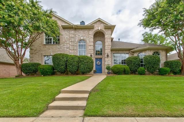 1318 Lochness Drive, Allen, TX 75013 (MLS #14375417) :: The Good Home Team