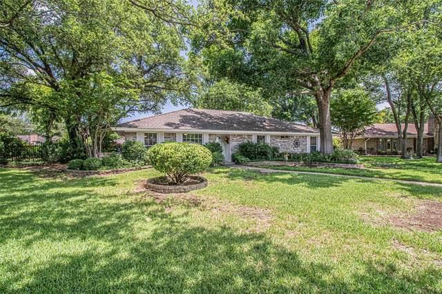 131 Grove Court, Lewisville, TX 75077 (MLS #14375432) :: Baldree Home Team