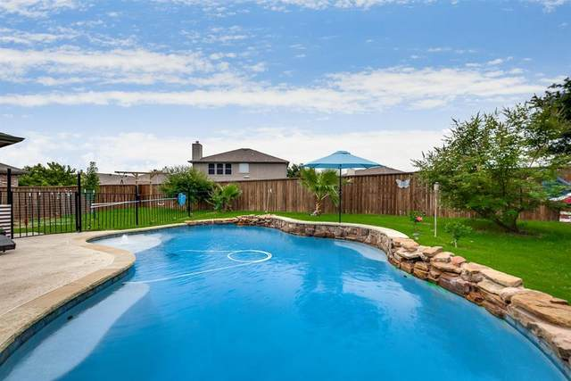 1029 Cottontail Drive, Forney, TX 75126 (MLS #14375479) :: NewHomePrograms.com LLC