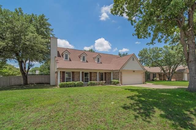 1701 Woodhollow Drive, Euless, TX 76039 (MLS #14375485) :: Team Tiller