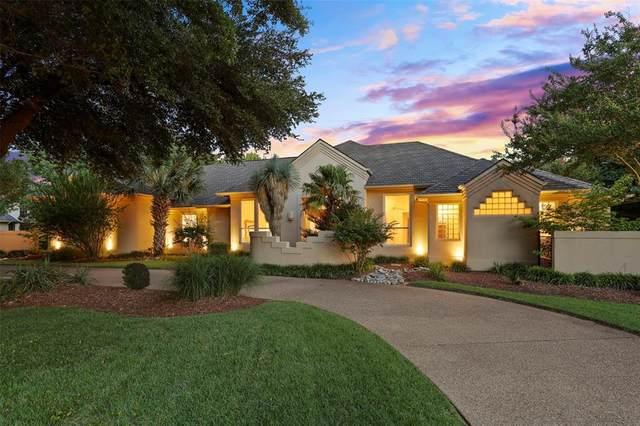 105 Creekway Bend, Southlake, TX 76092 (MLS #14375495) :: The Kimberly Davis Group