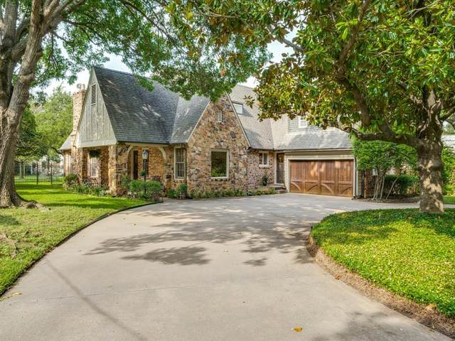 5336 Montrose Drive, Dallas, TX 75209 (MLS #14375497) :: The Chad Smith Team
